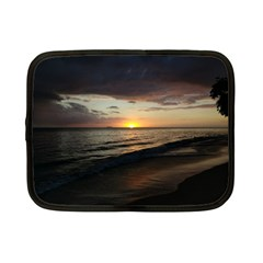 Sunset On Rincon Puerto Rico Netbook Case (small)