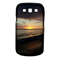 Sunset On Rincon Puerto Rico Samsung Galaxy S Iii Classic Hardshell Case (pc+silicone)
