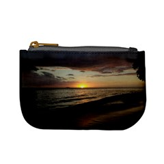 Sunset On Rincon Puerto Rico Mini Coin Purses