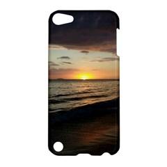 Sunset On Rincon Puerto Rico Apple Ipod Touch 5 Hardshell Case