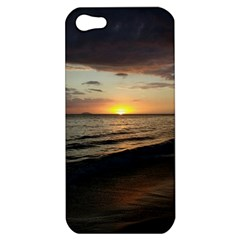 Sunset On Rincon Puerto Rico Apple Iphone 5 Hardshell Case