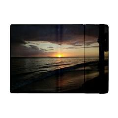 Sunset On Rincon Puerto Rico Apple Ipad Mini Flip Case