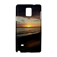 Sunset On Rincon Puerto Rico Samsung Galaxy Note 4 Hardshell Case