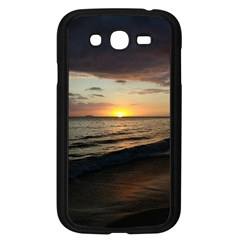 Sunset On Rincon Puerto Rico Samsung Galaxy Grand Duos I9082 Case (black)