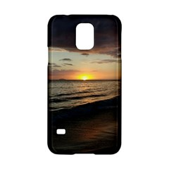 Sunset On Rincon Puerto Rico Samsung Galaxy S5 Hardshell Case