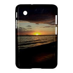 Sunset On Rincon Puerto Rico Samsung Galaxy Tab 2 (7 ) P3100 Hardshell Case