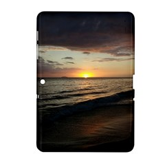 Sunset On Rincon Puerto Rico Samsung Galaxy Tab 2 (10 1 ) P5100 Hardshell Case