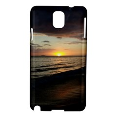 Sunset On Rincon Puerto Rico Samsung Galaxy Note 3 N9005 Hardshell Case