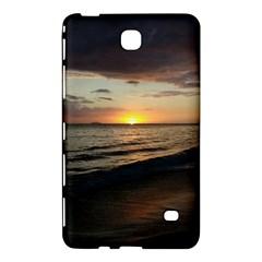 Sunset On Rincon Puerto Rico Samsung Galaxy Tab 4 (7 ) Hardshell Case