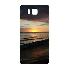 Sunset On Rincon Puerto Rico Samsung Galaxy Alpha Hardshell Back Case