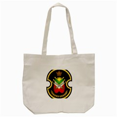 Shield Of The Imperial Iranian Ground Force Tote Bag (cream)