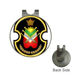 Shield Of The Imperial Iranian Ground Force Hat Clips With Golf Markers