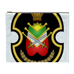 Shield Of The Imperial Iranian Ground Force Cosmetic Bag (xl)