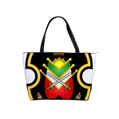 Shield Of The Imperial Iranian Ground Force Shoulder Handbags