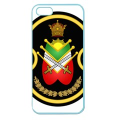 Shield Of The Imperial Iranian Ground Force Apple Seamless Iphone 5 Case (color)