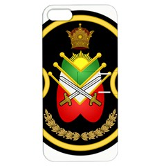 Shield Of The Imperial Iranian Ground Force Apple Iphone 5 Hardshell Case With Stand