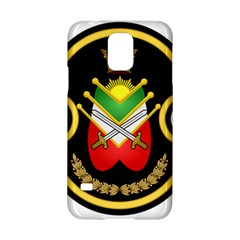 Shield Of The Imperial Iranian Ground Force Samsung Galaxy S5 Hardshell Case