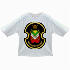 Shield Of The Imperial Iranian Ground Force Infant/toddler T Shirts