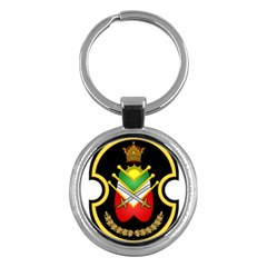 Shield Of The Imperial Iranian Ground Force Key Chains (round)