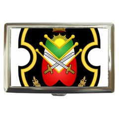 Shield Of The Imperial Iranian Ground Force Cigarette Money Cases