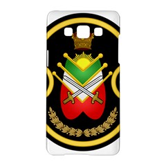 Shield Of The Imperial Iranian Ground Force Samsung Galaxy A5 Hardshell Case