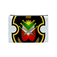 Shield Of The Imperial Iranian Ground Force Cosmetic Bag (medium)