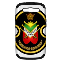 Shield Of The Imperial Iranian Ground Force Samsung Galaxy S Iii Hardshell Case (pc+silicone)