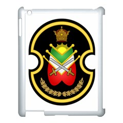 Shield Of The Imperial Iranian Ground Force Apple Ipad 3/4 Case (white)