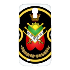 Shield Of The Imperial Iranian Ground Force Samsung Galaxy S4 I9500/i9505 Hardshell Case
