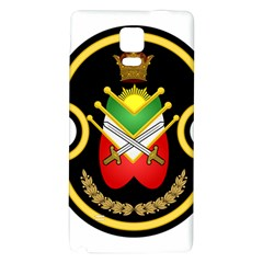 Shield Of The Imperial Iranian Ground Force Galaxy Note 4 Back Case