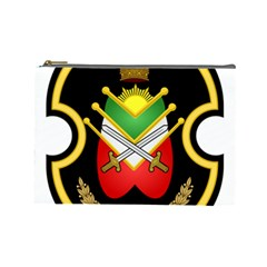 Shield Of The Imperial Iranian Ground Force Cosmetic Bag (large)