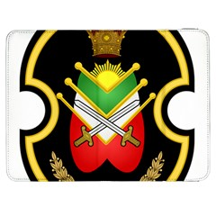 Shield Of The Imperial Iranian Ground Force Samsung Galaxy Tab 7  P1000 Flip Case