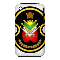 Shield Of The Imperial Iranian Ground Force Iphone 3s/3gs