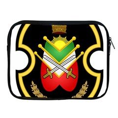 Shield Of The Imperial Iranian Ground Force Apple Ipad 2/3/4 Zipper Cases