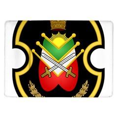 Shield Of The Imperial Iranian Ground Force Samsung Galaxy Tab 10 1  P7500 Flip Case