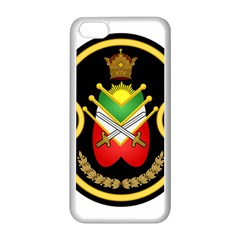 Shield Of The Imperial Iranian Ground Force Apple Iphone 5c Seamless Case (white)