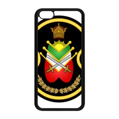 Shield Of The Imperial Iranian Ground Force Apple Iphone 5c Seamless Case (black)