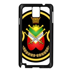 Shield Of The Imperial Iranian Ground Force Samsung Galaxy Note 3 N9005 Case (black)