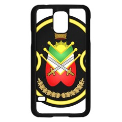 Shield Of The Imperial Iranian Ground Force Samsung Galaxy S5 Case (black)