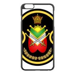 Shield Of The Imperial Iranian Ground Force Apple Iphone 6 Plus/6s Plus Black Enamel Case