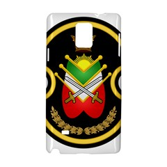 Shield Of The Imperial Iranian Ground Force Samsung Galaxy Note 4 Hardshell Case