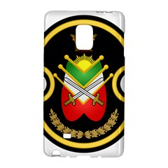 Shield Of The Imperial Iranian Ground Force Galaxy Note Edge