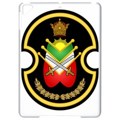 Shield Of The Imperial Iranian Ground Force Apple Ipad Pro 9 7   Hardshell Case