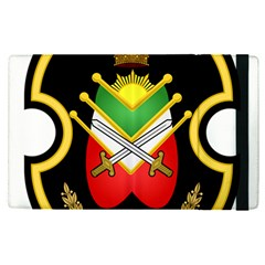 Shield Of The Imperial Iranian Ground Force Apple Ipad Pro 9 7   Flip Case