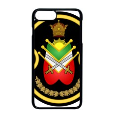 Shield Of The Imperial Iranian Ground Force Apple Iphone 8 Plus Seamless Case (black)