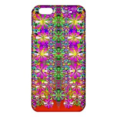 Flower Wall With Wonderful Colors And Bloom Iphone 6 Plus/6s Plus Tpu Case