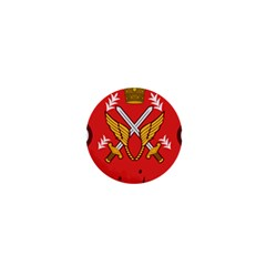 Seal Of The Imperial Iranian Army Aviation  1  Mini Buttons