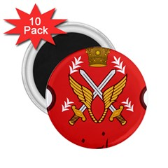 Seal Of The Imperial Iranian Army Aviation  2 25  Magnets (10 Pack)