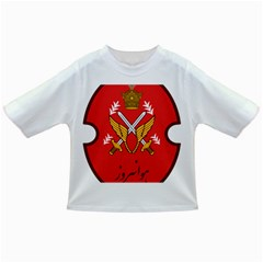 Seal Of The Imperial Iranian Army Aviation  Infant/toddler T Shirts