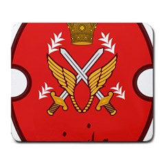 Seal Of The Imperial Iranian Army Aviation  Large Mousepads
